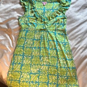 Lily Pulitzer silk and cotton knit dress